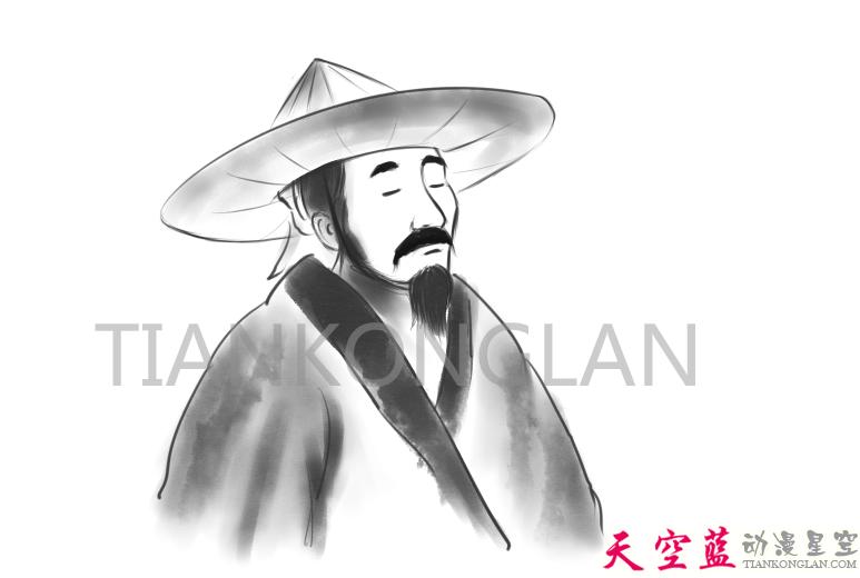 二维水墨动画故事片制作:汉阳民间传说《高山流水遇知音》 动画制作 第1张
