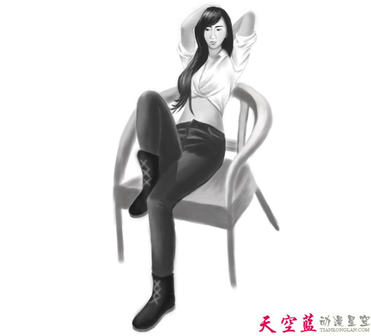 动画制作VIP定制插画设计:人物角色设计