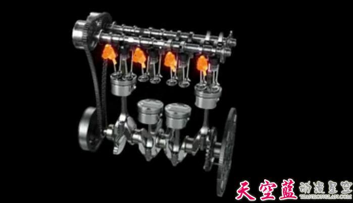 工业发动机机械三维3D动画制作.jpg