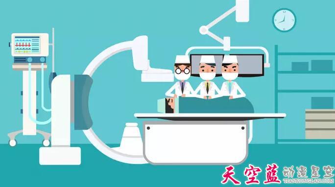 武汉Flash物流业务流程动画制作设计