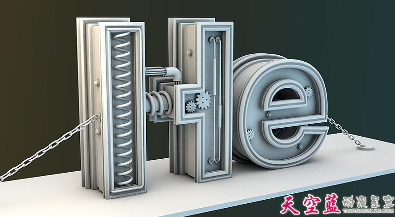 为什么武汉机械产品演示动画制作首选3D?