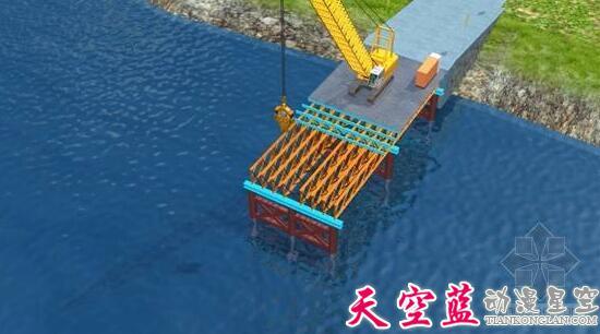 武汉工程施工动画制作在道路施工上的应用优势