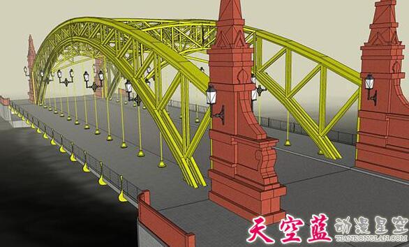 武汉三维3d工业仿真动画制作的三个阶段