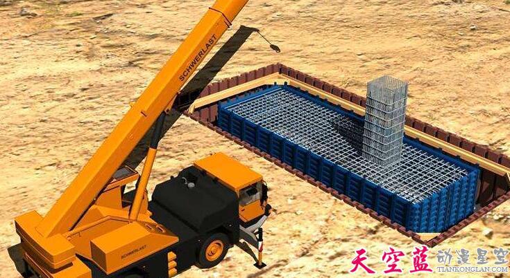 武汉工业仿真机械三维动画制作的服务流程