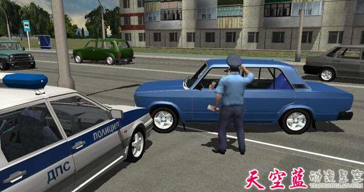 三维3D动画制作技术应用于交通安全演示宣传