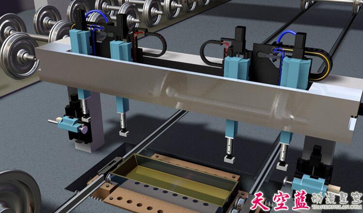 武汉三维3D机械动画制作流程有哪几步?