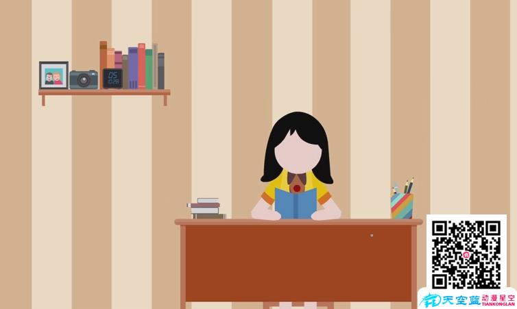 护航成长与法同行瓯海法院二维动漫宣传片制作