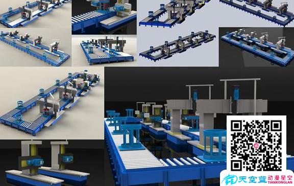 武汉三维工程机械动画制作的好处