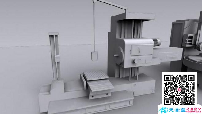武汉工业三维动画制作流程