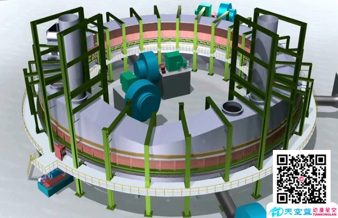 武汉机械设计中工业动画制作的创作过程和具体的应用