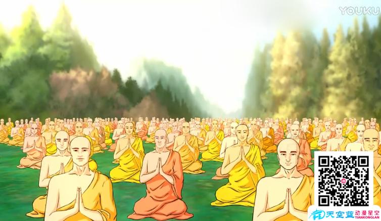 二维动画制作《佛说轮转五道罪福报应经》欣赏