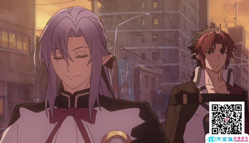终结的炽天使第二季第11集:第23话 傲慢的爱