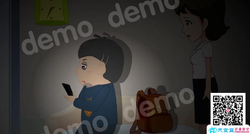武汉mg动画一秒收费,MG动画制作《少儿心理障碍》