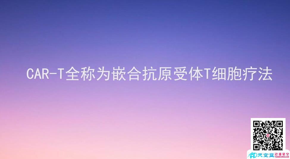 武汉协和医院医学动漫制作:CAR-T(嵌合抗原受体T细胞疗法)
