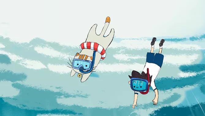 动画一分钟多少钱,黄鹤楼天空蓝动漫专业制作mg动画