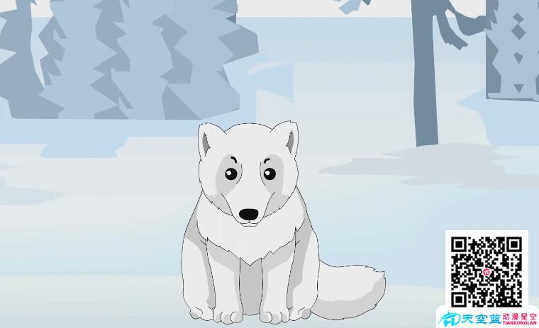 """为什么北极狐喜欢""""换装""""2.jpg"""
