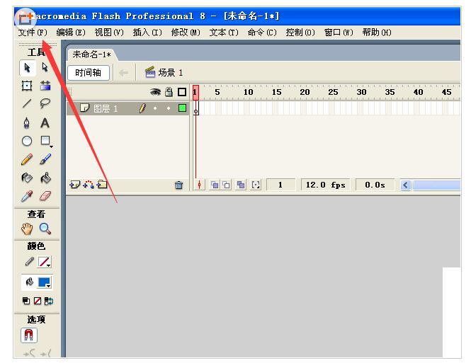 flash动画怎么导出为MP4格式文件13.jpg