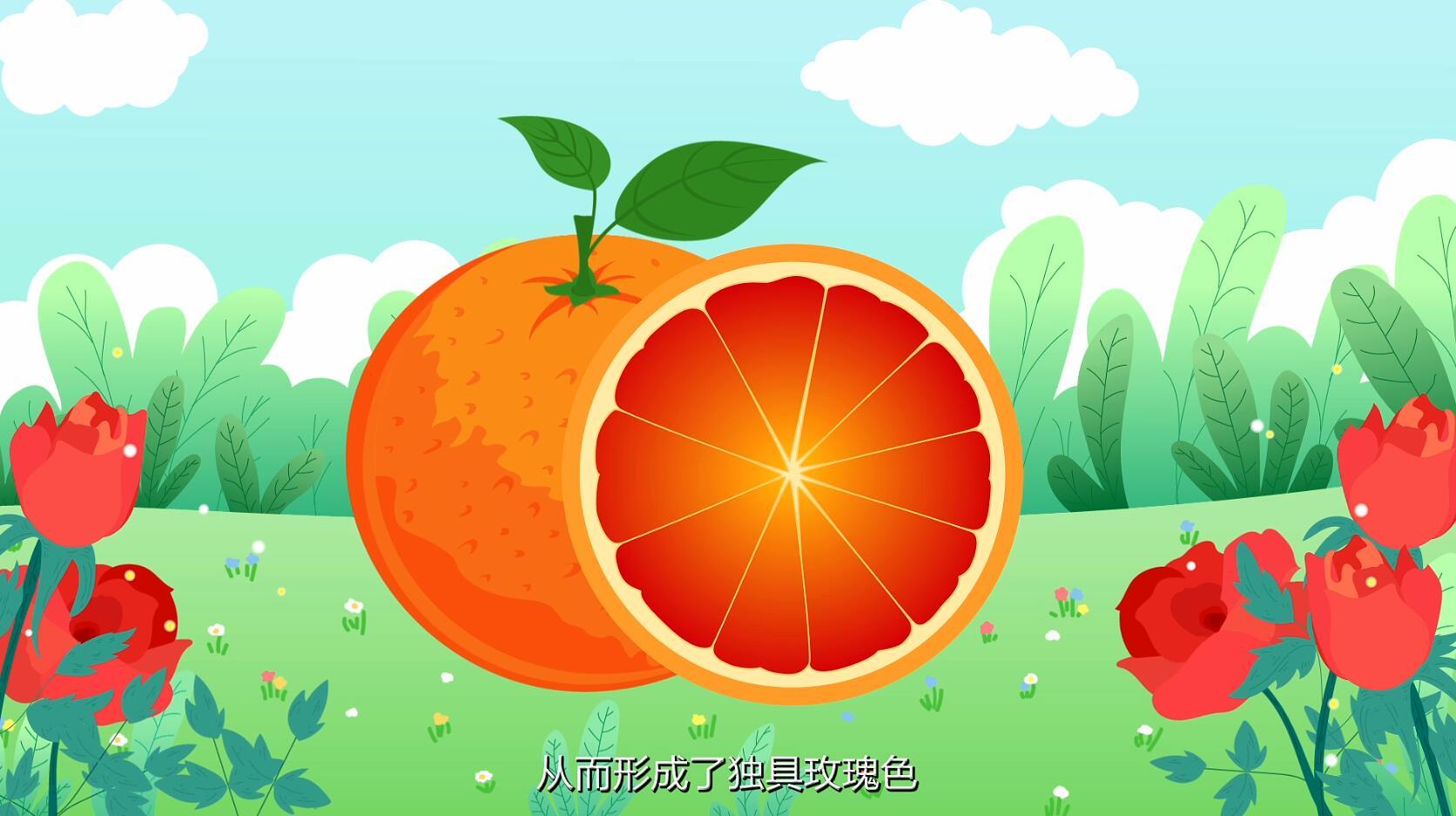 MG动画制作《三峡恋橙,橙心诚意》动漫宣传片