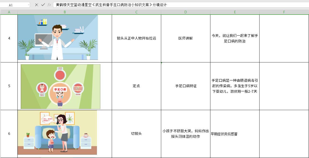 MG动画制作《武生科普手足口病防治》动漫宣传片分镜4-6.jpg