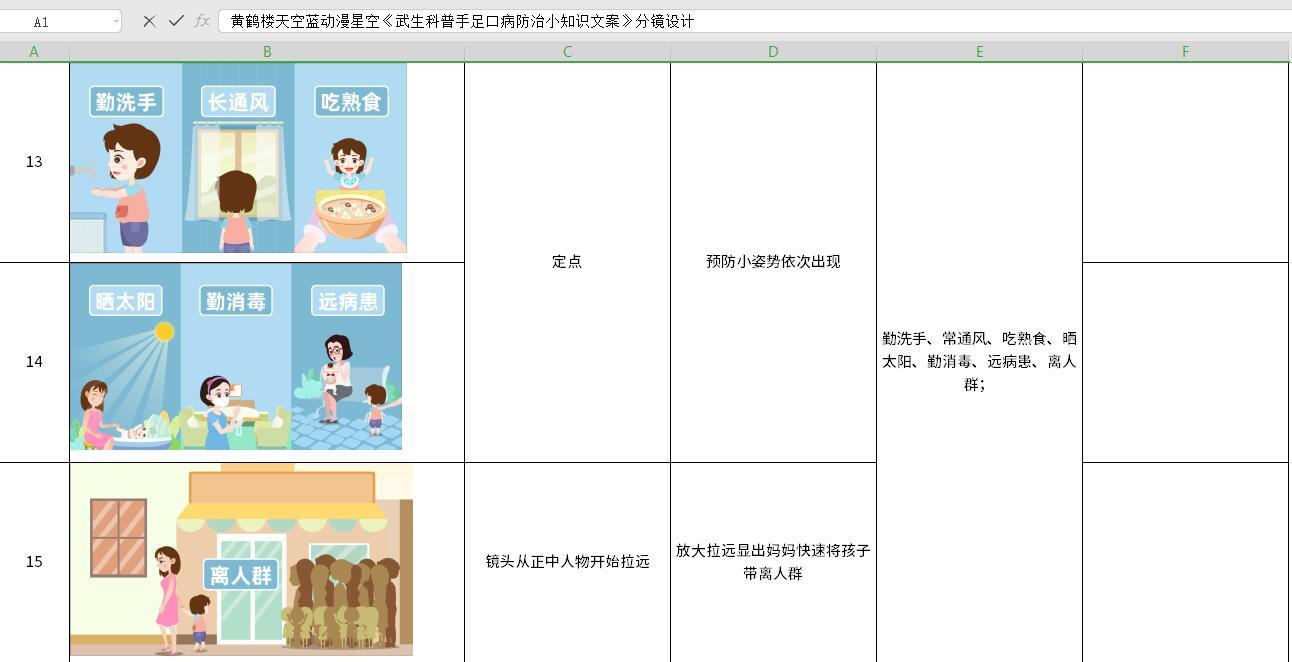 MG动画制作《武生科普手足口病防治》动漫宣传片分镜13-15.jpg