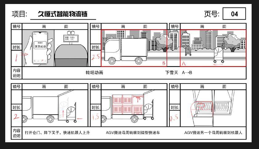 mg动画《机器智能快递》动漫广告宣传片分镜设计四.jpg