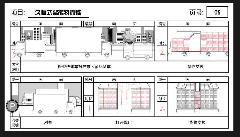 mg动画《机器智能快递》动漫广告宣传片分镜设计五.jpg