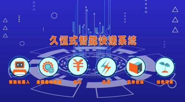 mg动画《机器智能快递》动漫广告宣传片